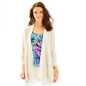 🎉 Last 1 🎉 NWT Lilly Pulitzer Melly Cardigan